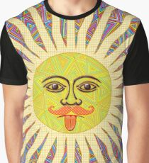 Sun Man  Graphic T-Shirt