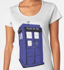 The Blue Box Women's Premium T-Shirt