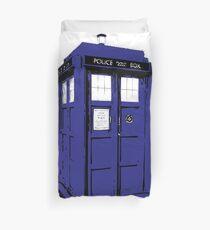 The Blue Box Duvet Cover