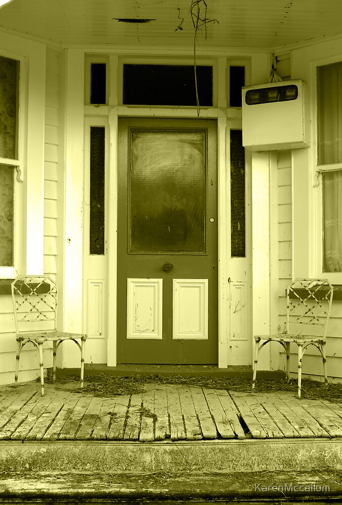 The Front Door by KarenMccallum