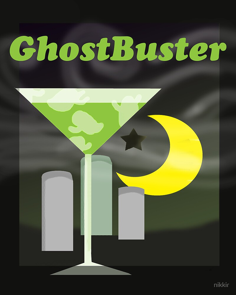 GhostBuster Cocktail by nikkir