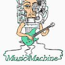 Music Machine by Christina Lorenz