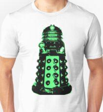 Dalek - Green T-Shirt