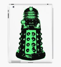 Dalek - Green iPad Case/Skin