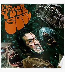 I'll Swallow Your Soul / Rubber Soul Poster