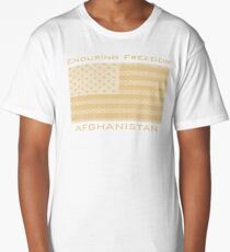 Operation Enduring Freedom Afghanistan Long T-Shirt