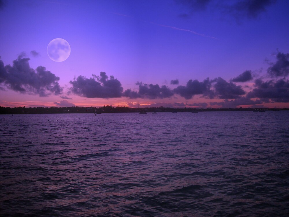 Full Moon by Schock100
