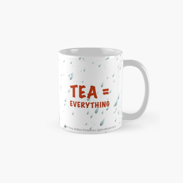 Tea = Everything Classic Mug