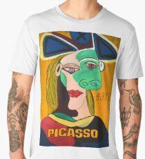 Crazy Picasso Men's Premium T-Shirt