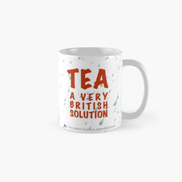 Tea: A Very British Solution Classic Mug