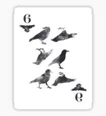 Six of Crows Card Sticker