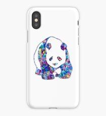 Playful Panda iPhone Case/Skin