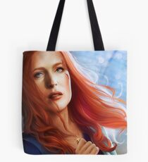 Scully version s11 Tote Bag