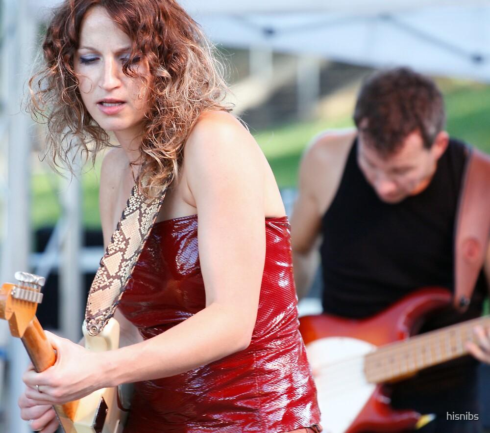 Ana Popovic - Big Lick Blues Fest 2008 - Roanoke, VA by hisnibs