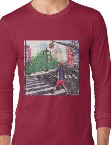 intense speedwalker Long Sleeve T-Shirt