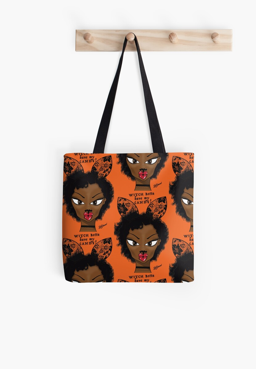 Grab your Adult Trick-or-Treat Bag today! by KLCreative