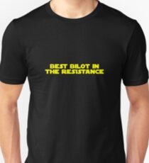 Best Bi-lot in the Resistance (bold) T-Shirt
