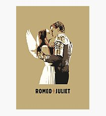 Romeo + Juliet Photographic Print