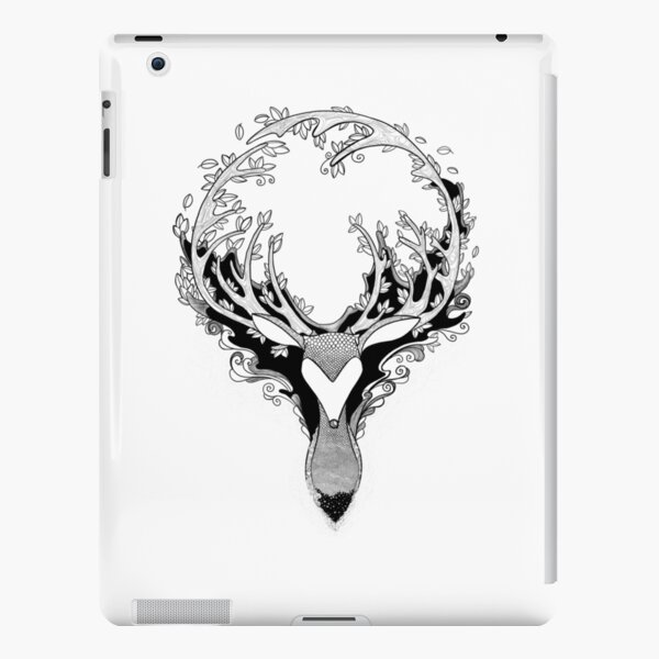 De Deer by Pet de Pineapple iPad Snap Case