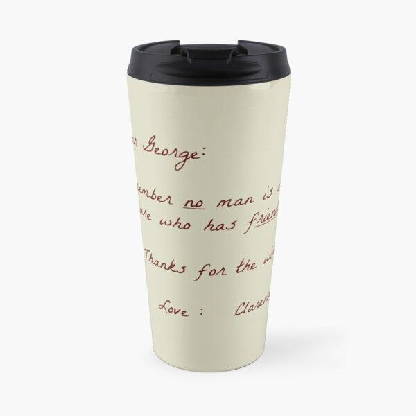 Dear George Travel Mug