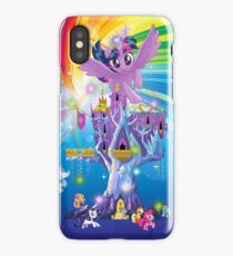 my little pony twilight n friends iPhone Case/Skin