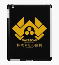Nakatomi iPad Case/Skin