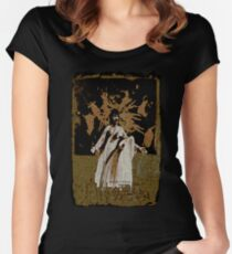 The Devil's Women's Fitted Scoop T-Shirt