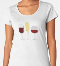 At My Age I Need Glasses Women's Premium T-Shirt