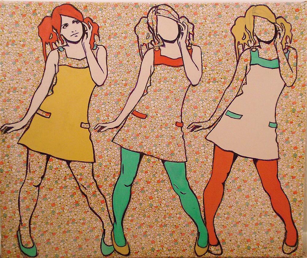 Triplets by Kelly Dastoli