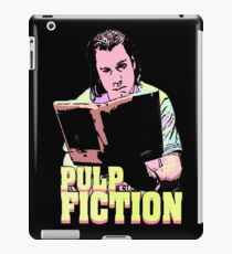 Vincent Vega Black Light iPad Case/Skin