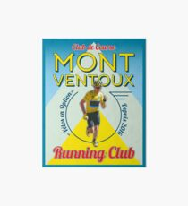 Chris Froome Mont Ventoux Running Club Art Board