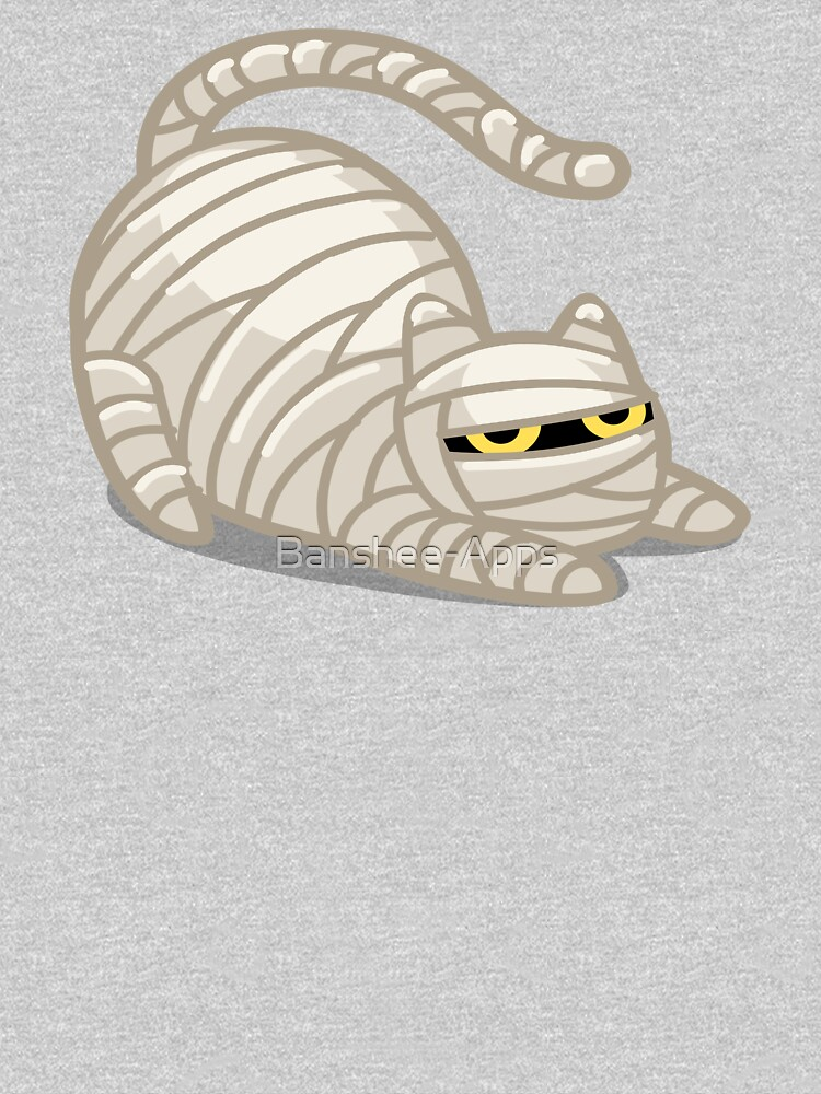 The Mummy Cat! by Banshee-Apps