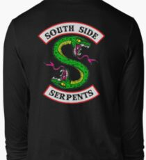 Southside Serpents-Riverdale Long Sleeve T-Shirt