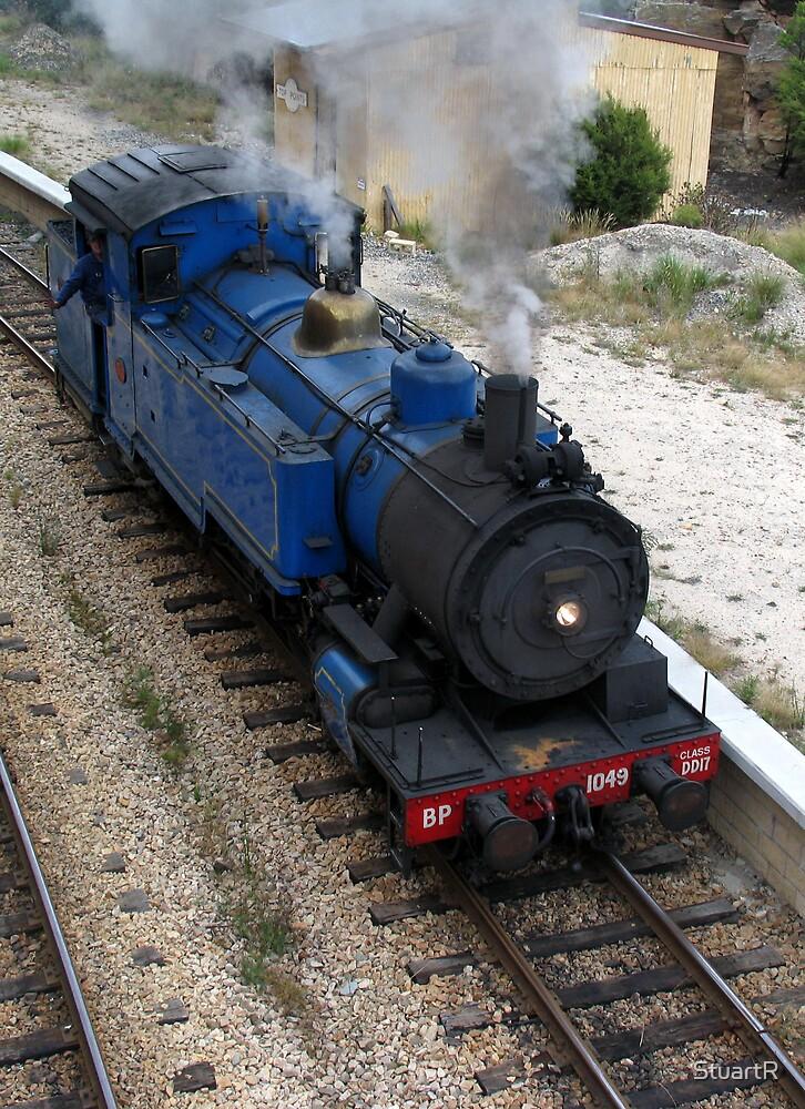 Steam power. by StuartR
