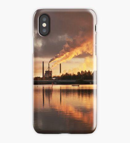 Oulu iPhone Case