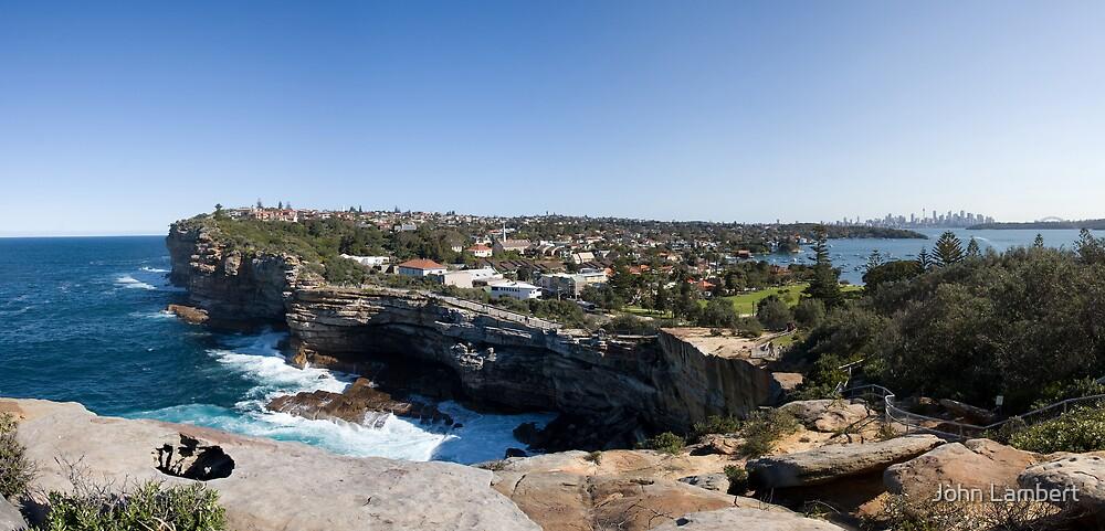 Watson's Bay, Sydney by John Lambert