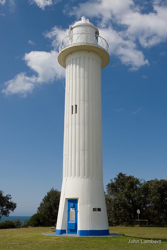 Yamba Lighthouse by John Lambert