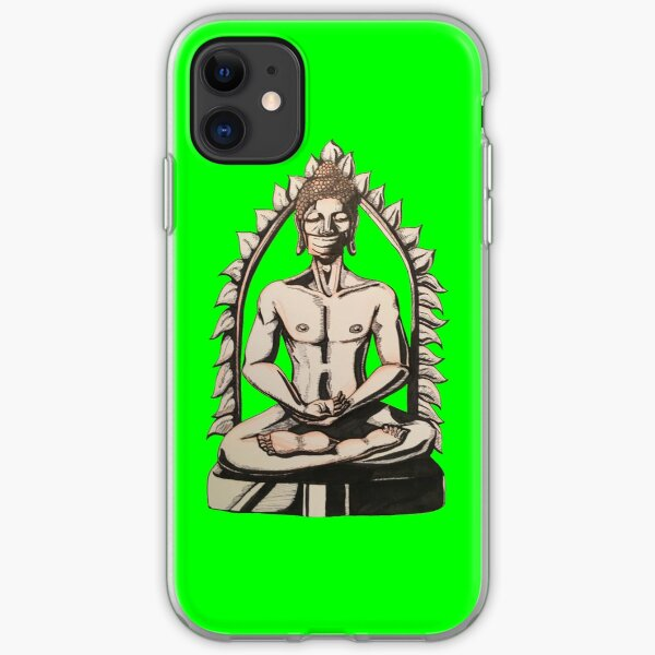 Mahavira iPhone Soft Case
