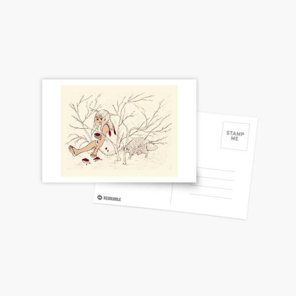 Open Postcard