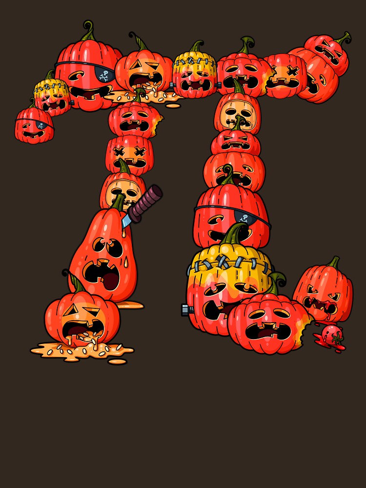 Pi Pumpkins Pi 3,14 funny shirt by bestdesign4u