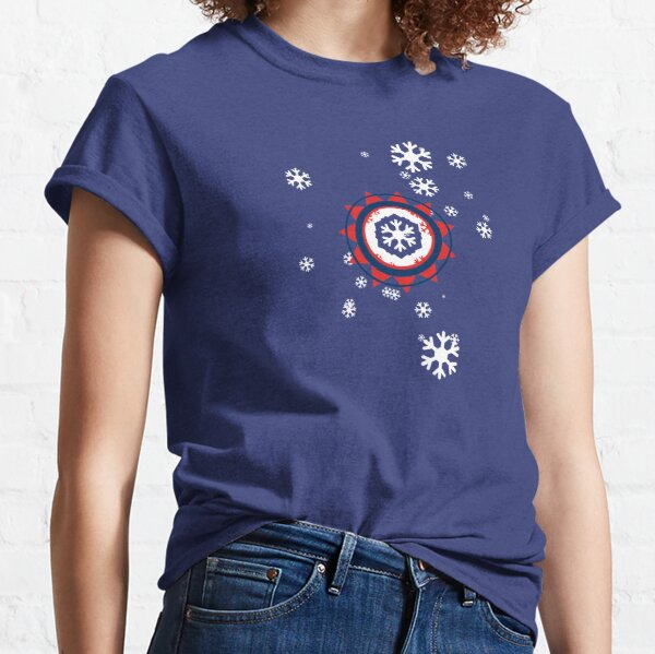 Snow flaked Classic T-Shirt