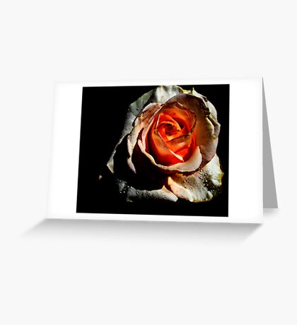 A Heart of Passion Greeting Card