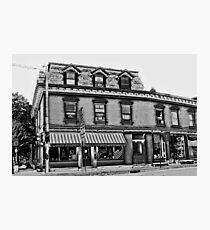 Small Town, U.S.A. Photographic Print