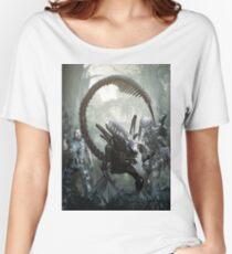 alien versus predator versus marines Women's Relaxed Fit T-Shirt