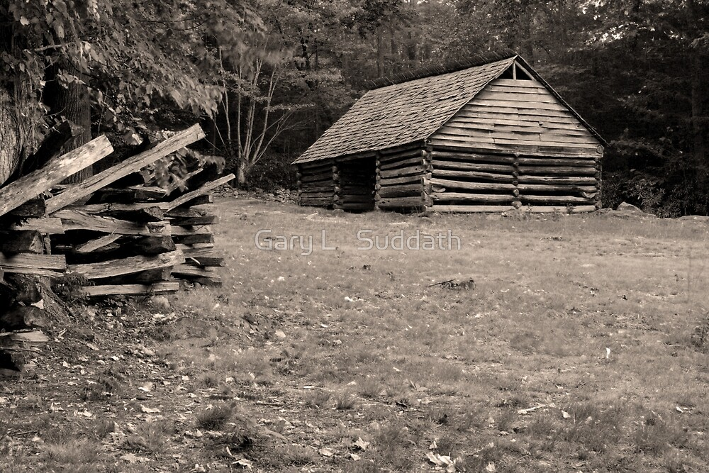 Jim Bales Barn by Gary L   Suddath