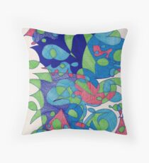 Forms 1 Throw Pillow
