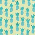 Pineapple Sorbet (yellow) by wallpaperfiles