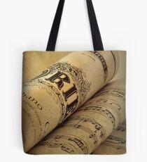 Grieg Piano Concerto Tote Bag