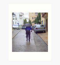 """""""Verano Finito."""" Art Print"""