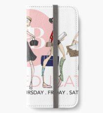 Ballet Style iPhone Wallet/Case/Skin